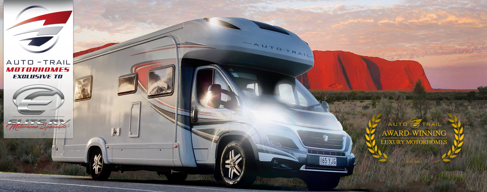 Auto-Trail motorhomes- Australias most awarded motorhome.