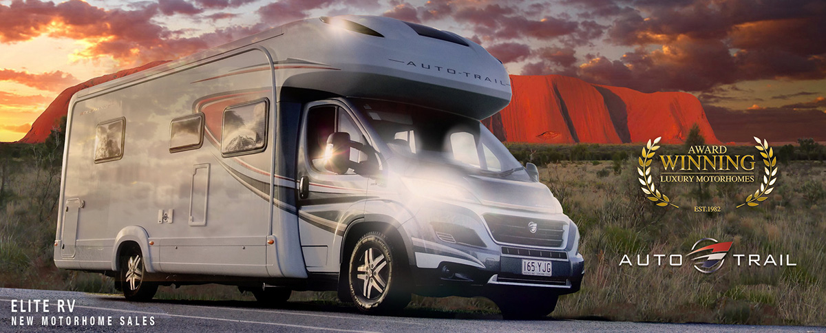 Astonishing Elite Rv Award Winning Luxury Motorhomes By Auto Trail Home Interior And Landscaping Ologienasavecom